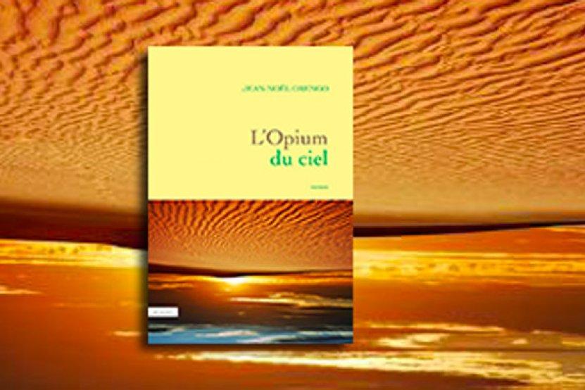 """Jean-Noël Orengo : un nouveau roman dans la """"tête"""" d'un drone"""