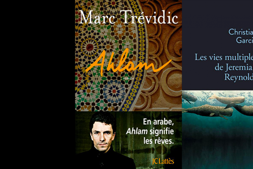 Christian Garcin et Marc Trévidic finalistes du Grand prix RTL Lire