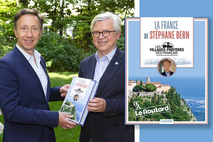 """""""La France de Stéphane Bern"""" : à la découverte des villages préférés des Français"""