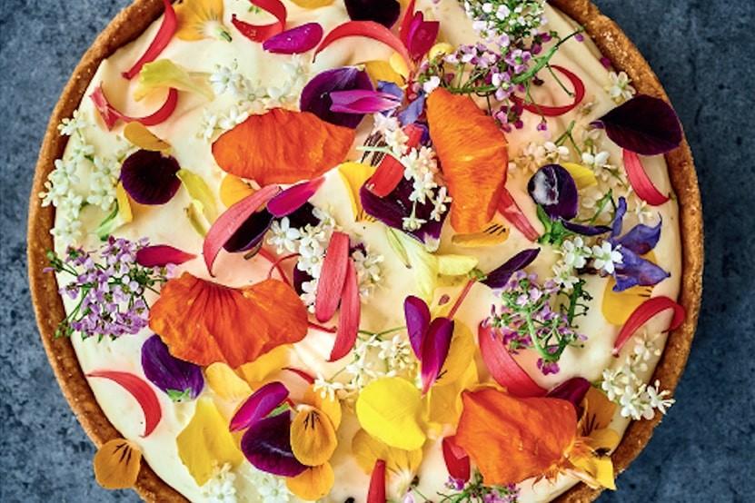 Tarte Fleurs Piège