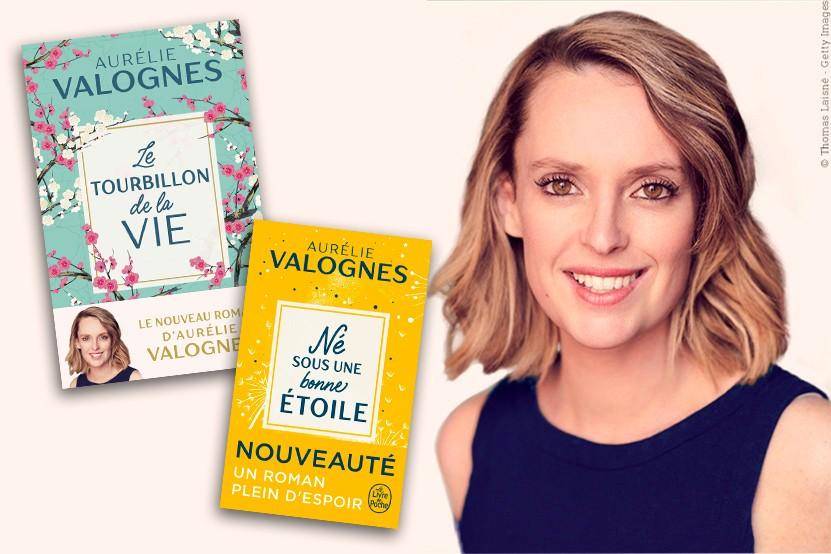 Aurélie Valognes est de retour en librairie !