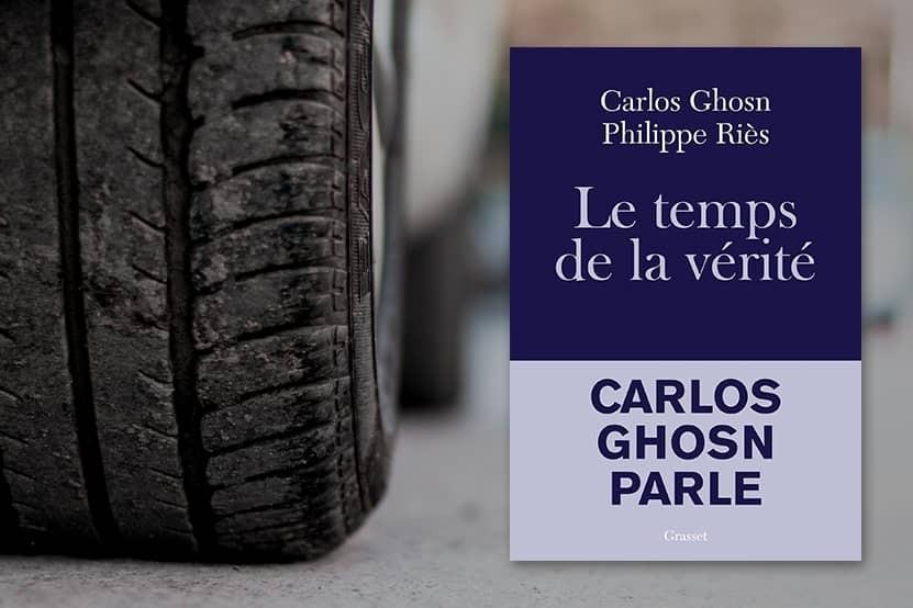 """""""Le temps de la vérité"""" : Carlos Ghosn se confie sur son évasion"""