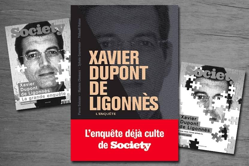 Xavier Dupont de Ligonnès : la grande enquête de Society disponible en librairie