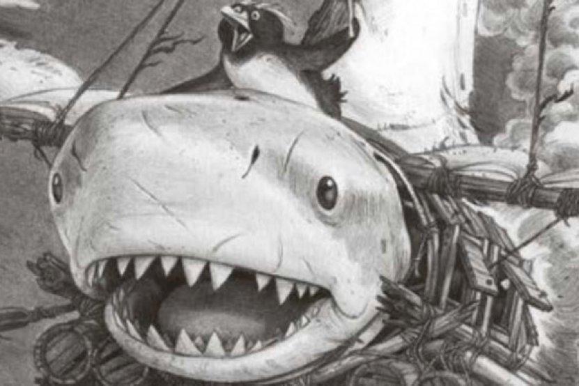 """Bertrand Santini (""""Le Yark"""", """"Jonas, le requin mécanique"""") : l'interview monstre !"""