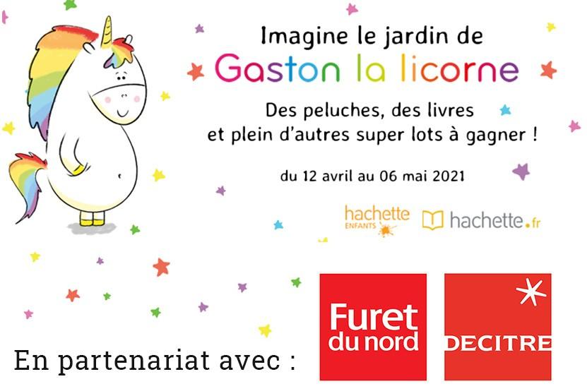 Concours Gaston la Licorne
