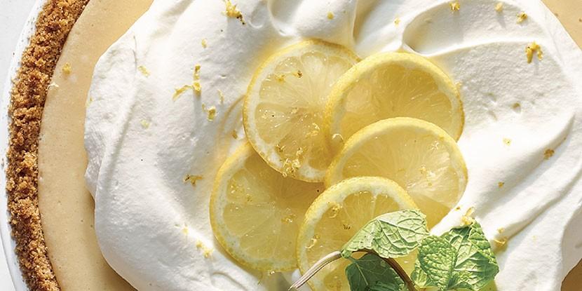tarte au citron de Joanna Gaines