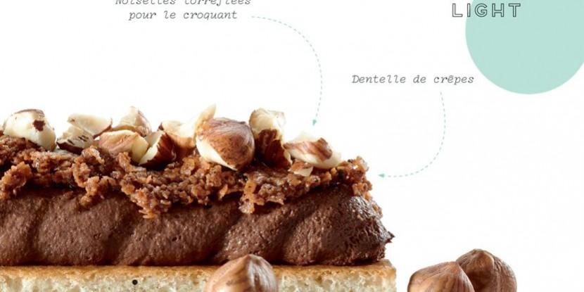 Noisetier : la recette light de Valentin Néraudeau