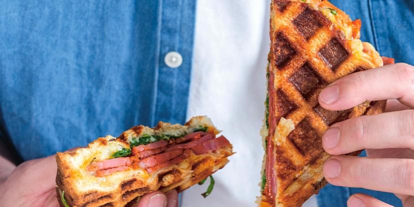 Sandwich Pastrami : la recette express de Juan Arbelaez