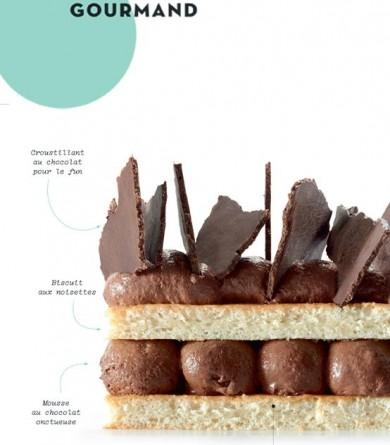Noisetier : la recette gourmande de Valentin Néraudeau